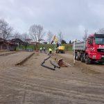 Parkplatz erstellen in Reicholzried 2015 (4)
