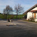 Parkplatz erstellen in Reicholzried 2015 (7)